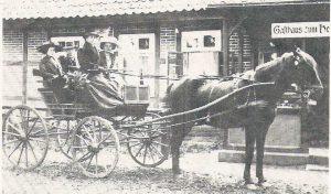 Landhotel Heidkrug Restaurant 1916