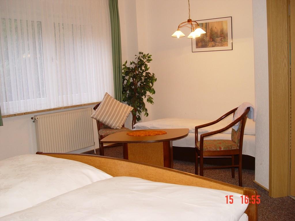 Zimmer Landhotel Heidkrug