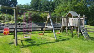 Landhotel Heidkrug Erholung Spielplatz